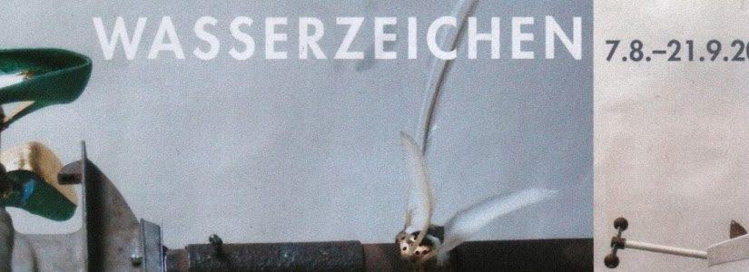 """Ausstellung """"Wasserzeichen"""""""